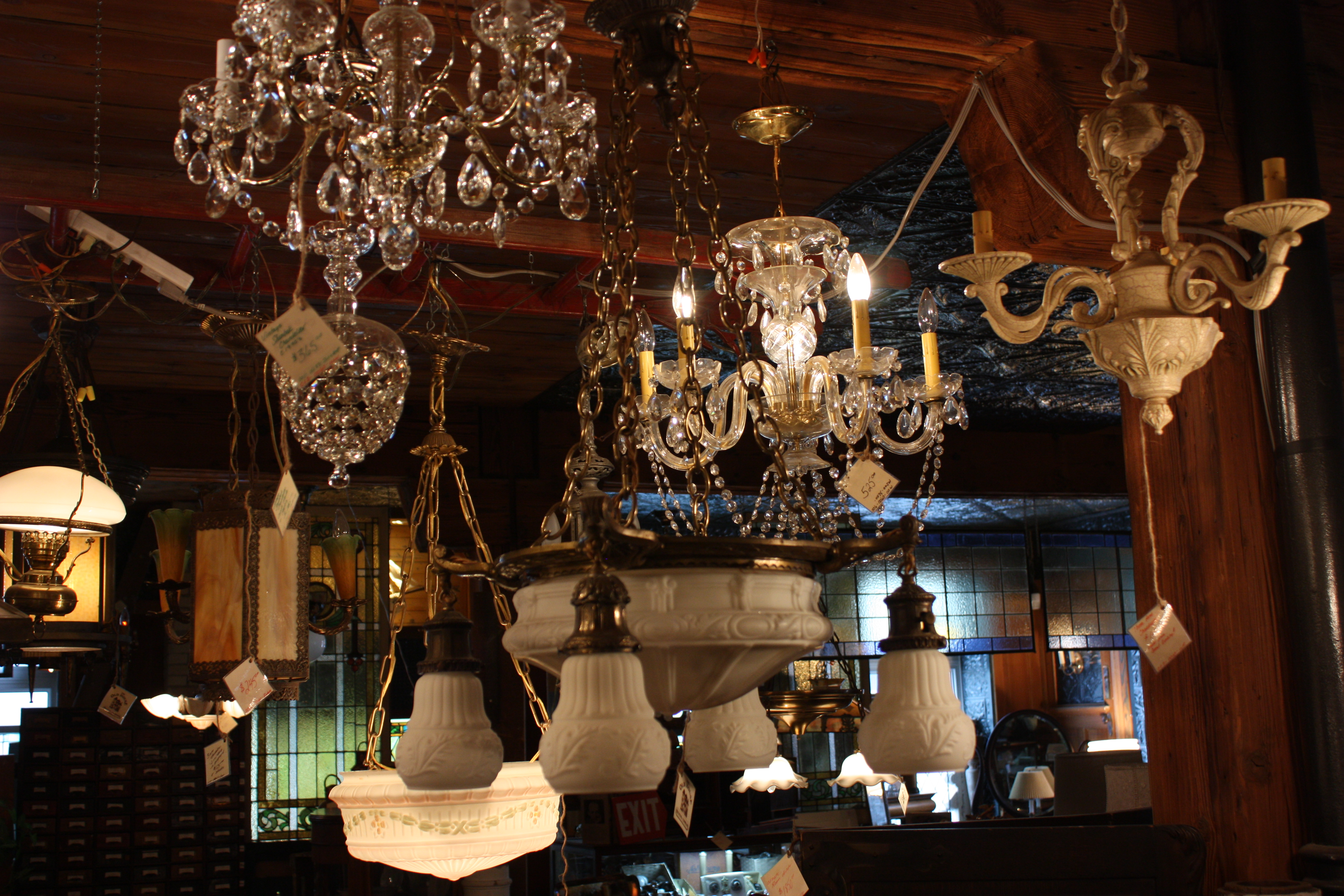 We also have a lighting specialist at the store that can help with most of your lighting repairs/needs. & Lighting | The Old House Revival Company